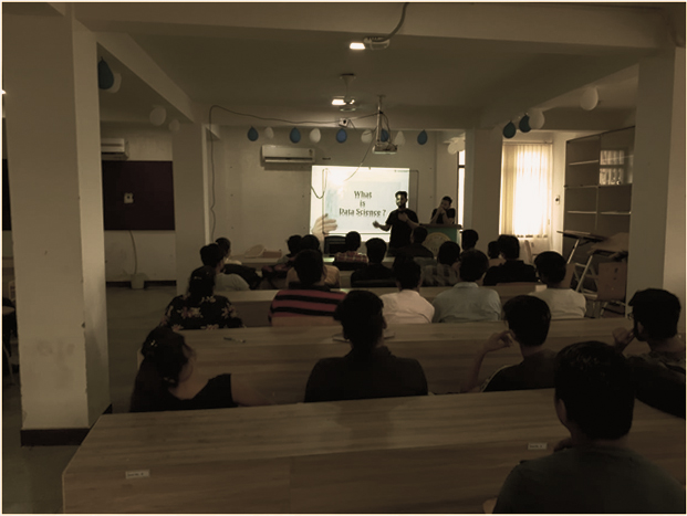 MUIT Noida Data Science Workshop: Data Science and Its Future