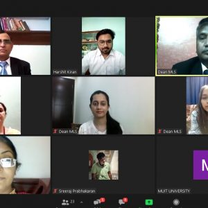 MUIT Noida: Guest Lecture - Provisions of Bail in Criminal Trials